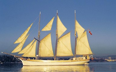 S/S Christiania - Norway Yacht Charter